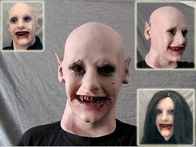 Latexmaske VAMPIR ZOMBIE GIRL - Horror Effekt Gummi Maske Latex Halloween Evil](Girl Zombie Mask)