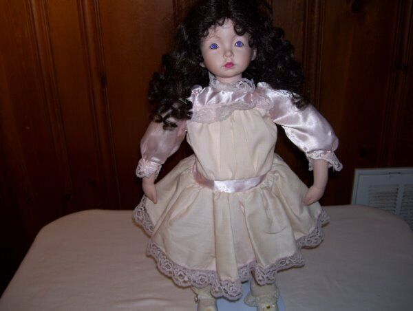 Dianne Effner Expressions Doll