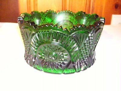 Mosser Diamond Classic Bowl…. Hunter Green…. New In Original Box