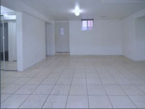 2 Bedroom walk-out Basement Apt at Derry/Mclaughlin from Oct 1st