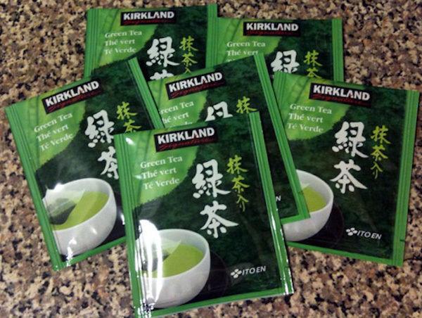 Kirkland Signature Ito En Matcha Blend Green Tea Bags 100% Japanese ****NEW****