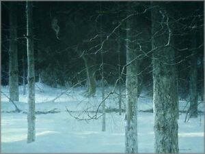 Robert Bateman Limited Edition Art Canvas
