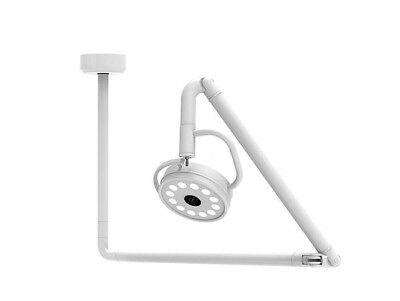 Dental 800mm Medical Examination Light Shadowless Lamp Ceiling Type Exam Lamp