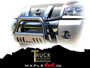 BULL BAR GRILLE GUARD - TOYOTA- RAM-TUNDRA-TITAN-F150-SILVERADO North Shore Greater Vancouver Area image 3