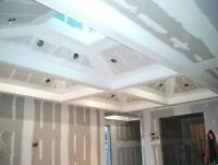 drywall taping /mud and tape