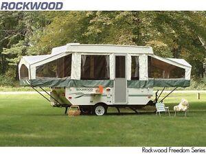 Rockwood Freedom Family trailer
