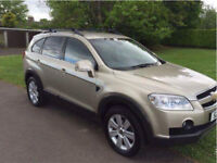 Chevrolet Captiva 2008 LTX 7 seater, full leather