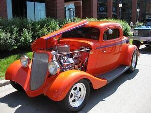 Hot Rod 1934 Ford  Coupé