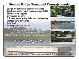 ( Seasonal Camping ) Stonyridge Campground Inc.