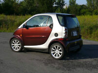 2006 Smart Fortwo Passion Coupé (2 portes)