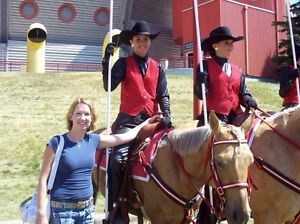 Calgary Stampede Showriders Horse- Price Reduced
