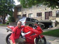 HONDA MOTO - VFR800 ABS