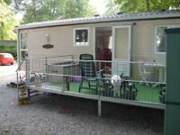 Veranda for Static caravan