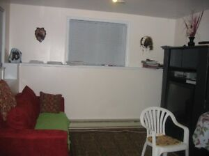 Small 1 bedroom basement apartment to rent in a house