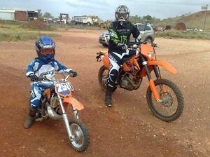 KTM motorbikes Ludmilla Darwin City Preview