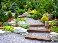 Interlock landscaping 6479362737 best job great price