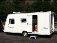 2007 Bailey Ranger 470/4 caravan