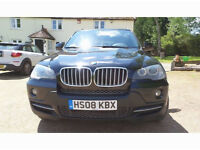 2008 BMW X5 Left Hand Drive