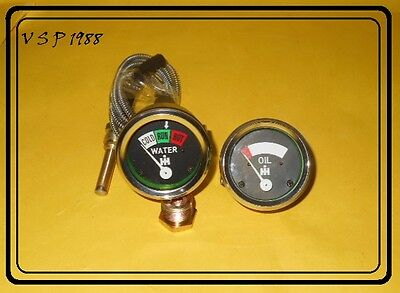 Farmall International Oil Temperature Gauges H Sh Sm Smd Smta W Sw 1947 54