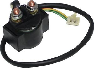 Starter Relay - Starter Solenoid, 50cc to 250cc