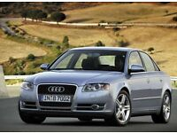 Audi A4 wanted or a4 estate please read add