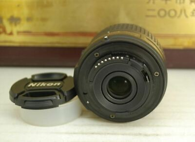 Nikon NIKKOR AF-S DX NIKKOR 35mm F1.8G Lens for DSLR SLR Camera