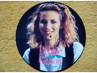 Debbie Gibson Electric youth 12 Inch Vinyl Picture Disc. OFFERS WELCOME