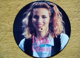 Debbie Gibson Electric Youth 12 Inch Picture Disc.