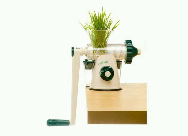 Lexen Wheatgrass Healthy Juicer, used