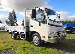 2009 Hino 300 Series  Finance or (*Rent-to-Own $178 pw) Grahamvale Shepparton City Preview