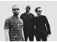 Chase and Status Alexandra Palace Tickets x 2
