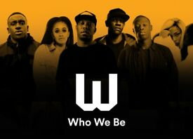 Spotify who we be Alexandra palace concert London 3 tickets for sale