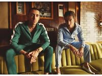 2x Tickets for last of the shadow puppets in london this friday 15th