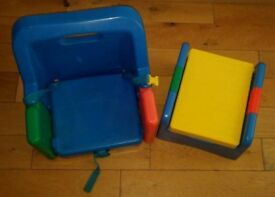 Safety1st Booster Seat and Step
