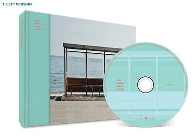 BTS *You Never Walk Alone* WINGS extroversion Left Version/Standee/Folded Poster