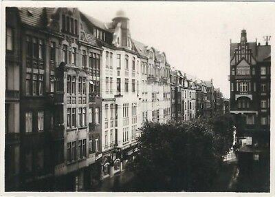 30/625 FOTO  -  ALTE ZEITEN - KIEL GAARDEN  VINETAPLATZ 1930 - BESTE WOHNLAGE