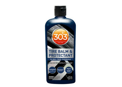 303 Tyre Balm & Protectant - Protects Tyres from Fading, Cracking &...