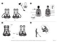 Minelab pro swing 45 Metal detecting harness
