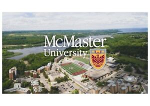 LOOKING FOR ROOMMATE NEAR MCMASTER !!!!!