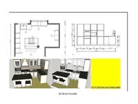 Residential, Commercial and Kitchen Designer