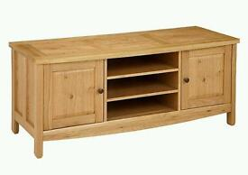 TV Cabinet - Burford design for up to 50in TV