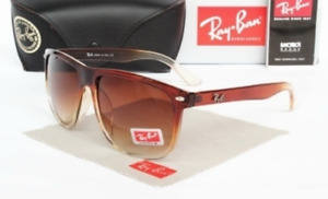 NEW RAY BAN AUTHENTIC MEN'S SUNGLASSES - 2018 MODEL