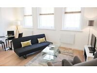 **Deluxe serviced 1 bedroom Leicester Square with maid service, all bills, wifi included! Book now.