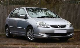 Honda Civic 1.6 Automatic