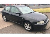 Audi A3 1.8 T Sport 3dr, runs good! £1250