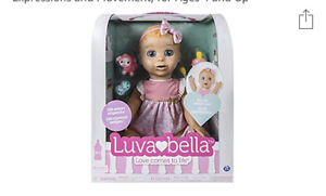 Luva Bella Baby Brand new in box!!