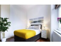 **Deluxe serviced 1 bedroom in Kensington ideal for short stay - include bills, wifi, maid service!