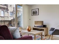 **Deluxe serviced 1 bedroom in Lambeth North - plus with maid service, wifi, all bills included!