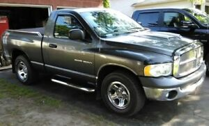 Dodge Ram (willing to trade for enclosed cargo trailer)