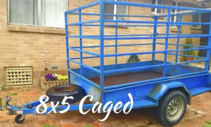 Trailers For HIRE Holt Belconnen Area Preview